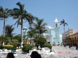 Parque de Tlacotalpan